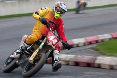 SUPERBIKER METTET 2013 - Course Supermoto